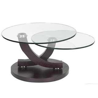 Bellini Modern Living Rigaud Coffee Table in Wenge Furniture