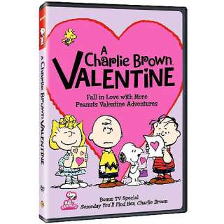 A Charlie Brown Valentine (Full Frame) TV Shows