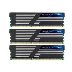 12GB GeIL PC3 12800 1600MHz Value Plus CL9 Triple Channel