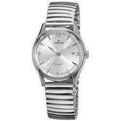 Timeless Classic Thin O Matic Stretchable Band Watch