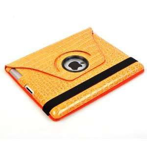 Skin Leather Premium Protective iPad Case Compatible with Apple