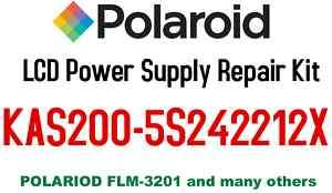 Polaroid LCD Power Repair Kit for KAS200 5S242212X