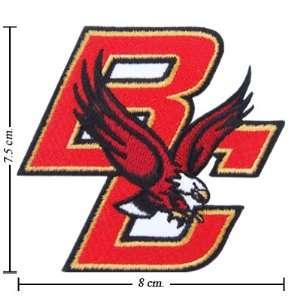 NCAA Boston College Eagles Primary Logo Iron On Patch