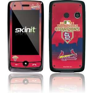 com St. Louis Cardinals   World Series 2011 Champs skin for LG Rumor