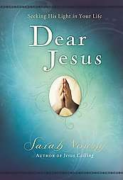 Jesus Calling: Seeking Peace in His Presence by Sarah Young (Hardcover