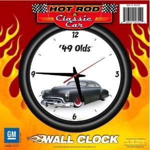 Olds 12 Wall Clock   Hot Rod, Classic Car, Oldsmobile
