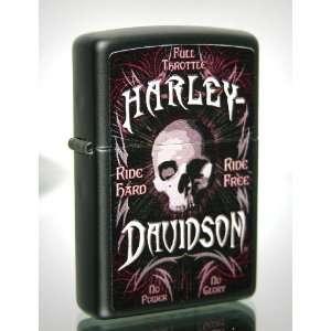 Zippo Harley Davidson Full Throttle