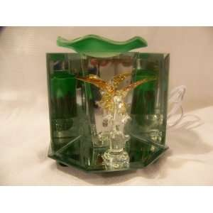 Green Eagle Fragrance Oil Lamp (Oil Warmer) Everything