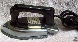 1940 Sunny Suzy CHILDS ELECTRIC IRON WOLVERINE WORKS / HEATS