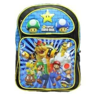 Super Mario Bros. Nintendo Super Mario Bros. Large Backpack at