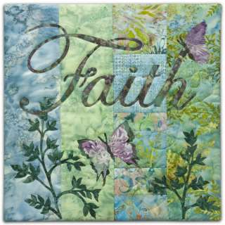 McKenna Ryan Pine Needles Faith Butterfly Block 2 Quilt Pattern