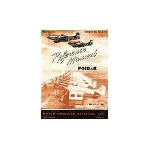 North American Aviation P 51 D K Aircraft Reference Manual