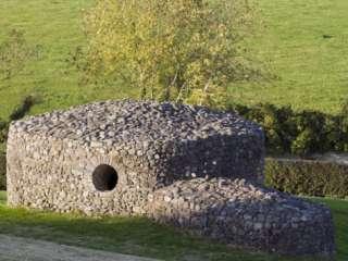 Rock Shelter Near the 5,000 Year Old Newgrange Passage Tomb