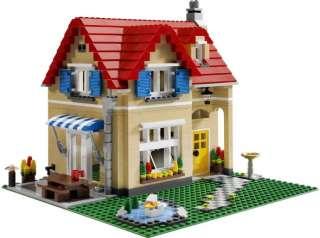 LEGO 6754 FAMILY HOME (SEALED) MODULAR HOUSE CREATOR 3 IN 1 SET