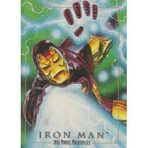 Iron Man #38 (Marvel Masterpieces Series 1 Trading Card