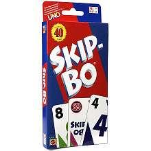 Skip Bo   Mattel   Toys R Us
