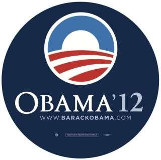 100 re elect Barack Obama 2012 Democrat Pin Button 3