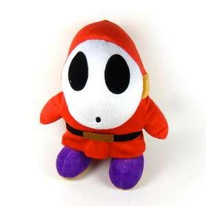Guy Soft Plush Doll Figure Stuffed Toy Nintendo New Super Mario Bros