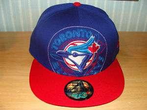 Toronto Blue Jays New Era Hat Cap Mixing Baseball 7 1/4