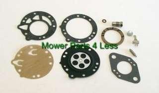OEM Tillotson RK114HL Carburetor Repair Kit