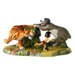 Royal Doulton Disney Jungle Book Run Mowgli Limited