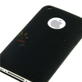 FOR APPLE IPHONE 3GS 3G S CASE+CHARGER ACCESSORY BUNDLE