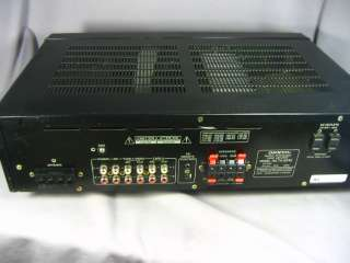 Onkyo TX 8210 Quartz Synthesized Stereo Tuner Receiver Amplifier R1