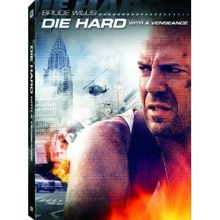 Die Hard With a Vengeance Bruce Willis, Jeremy Irons