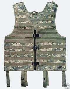 Elite Special Ops Tactical MOLLE Vest   ACU Digi Camo