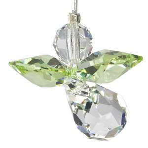 Crystal Angel Birthstone CGPE PERIDOT AUGUST 028375213412
