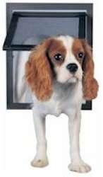 PetSafe P1 ZB 11 Pet Dog Cat Screen Door Flap