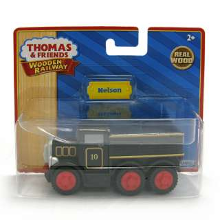 NELSON Thomas Tank Engine Tractor NEW IN BOX Wooden Railway