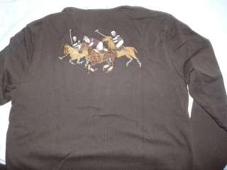 NWT Polo Ralph Lauren Women Shirt Big MATCH Pony XS $145