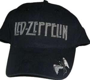 LED ZEPPELIN Swan Song Brim Baseball Cap Hat NEW