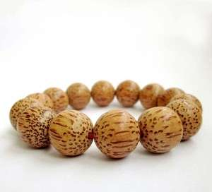 Natural Bodhi Seed Beads Tibetan Buddhist Prayer Wrist Mala