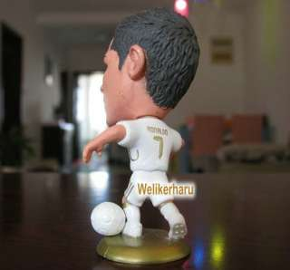 FIFA World Player of the Year Cristiano Ronaldo Real Madrid Jersey Toy