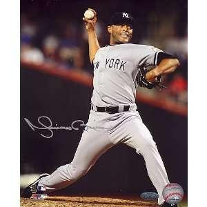Steiner Sports MLB New York Yankees Mariano Rivera 500th Save Vertical