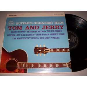 Guitars Greatest Hits: Tom and Jerry: Music