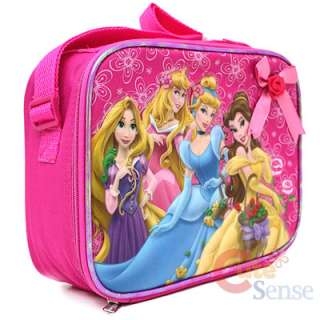 Disney Princess Rapunzel School Lunch Bag DJ 2