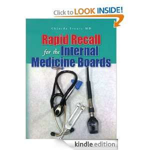 Rapid Recall for the Internal Medicine Boards: Chinedu Ivonye