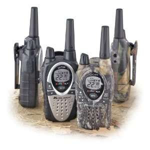 2 Midland® 5W GMRS Radios Black