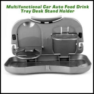 New Car Auto Food Meal Drink Tray Desk Stand Holder