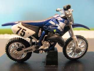 Yamaha YZ125 Motorcross 2 Stroke Motorcycle Display Stand 132