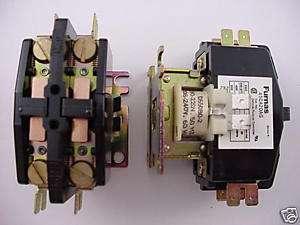 Furnas 45CG10AJA Contactor 24 volt Coil 20 amp 1 Pole