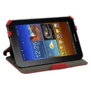 Leather Case Cover for Samsung Galaxy Tab Plus 7.0 P6200 Electronics