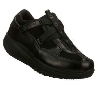 SKECHERS SHAPE UPS Womens Shoes XW HYDRO BLACK NWT