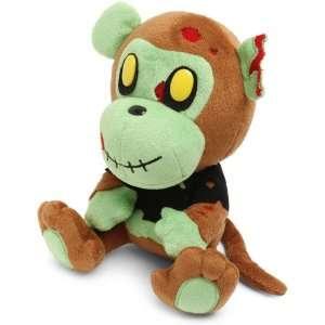 Creepy Cuddlers Zombie Monkey Soft Plush Figure Doll Toy Toys & Games
