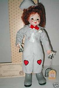 Brinns 13 CALENDER CLOWN   JUNE porcelite MIB