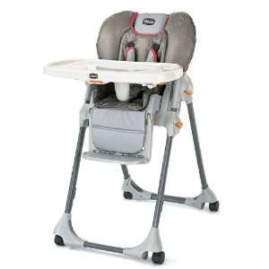 Chicco Polly High Chair, Foxy: Baby