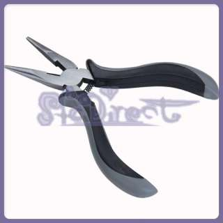Milti use Wire Wrap Black Long Nose Plier Beading Jewelry Tool
